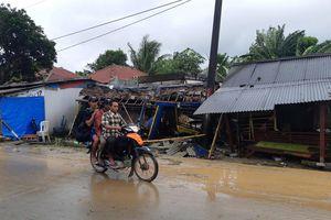 Sóng thần do núi lửa phun trào ở Indonesia: Ít nhất 222 người thiệt mạng