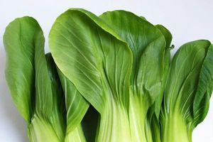 Giá trị, dinh dưỡng từ viêc ăn rau tươi