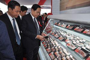 Khánh thành tổ hợp chế biến thịt lợn theo công nghệ thịt mát từ châu Âu