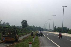 Cảnh báo tai nạn giao thông trên cầu Cao Lãnh và tuyến nối