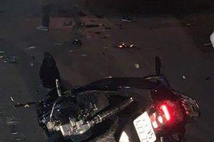 Bắc Giang: Đấu đầu với ô tô, 2 thanh niên điều khiển xe máy tử vọng tại chỗ