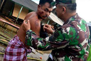 Con số người chết trong vụ sóng thần đêm 22/12 đã lên đến 222 người và hơn 700 nạn nhân bị thương
