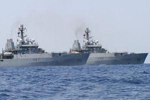 Thứ trưởng Ukraine đề xuất tàu do thám Anh đi qua eo biển Kerch
