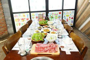Thịt nướng – Tinh hoa ẩm thực không trộn lẫn của người Hàn