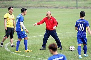 HLV Park Hang Seo khẳng định gắn bó đến hết hợp đồng với VFF