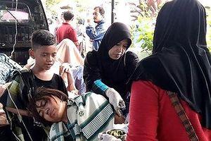 Sóng thần do núi lửa ở Indonesia: Rất nguy hiểm và khó dự báo