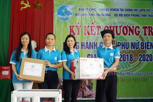 Quan Sơn (Thanh Hóa): Đồng hành cùng phụ nữ vùng biên cương