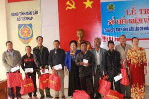 Đắk Lắk: Chăm lo đời sống của cựu thanh niên xung phong