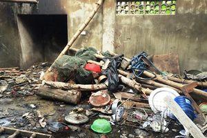 Làm rõ vụ nổ tung mái nhà, 1 ngư dân tử vong