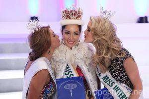 Hoa hậu Quốc tế 2013 phải ghép tạng vì suy thận nặng