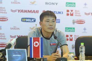 HLV Kim Yong Jun đề cao triết lý bóng đá của đội tuyển Việt Nam