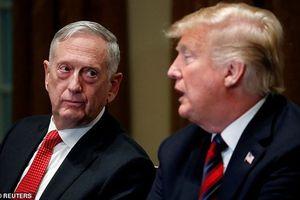 Ông Donald Trump hành động, đẩy tướng Mattis ra đi sớm hơn dự định