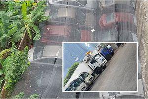 Bãi xe lậu gầm cầu Thăng Long: Cháy nổ sập cầu, trách nhiệm ai gánh?
