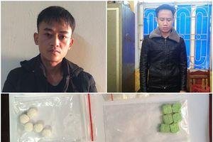 Công an bắt quả tang 2 đối tượng đang buôn bán ma túy tổng hợp