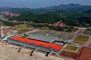Sân bay tư nhân đầu tiên ở Việt Nam trước ngày khai thác bay