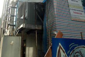 TP HCM: Tai nạn tại công trình phòng khám thẩm mỹ, một người tử vong
