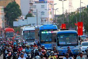 Đi lại dịp Tết tại TP HCM ra sao để an toàn, tránh kẹt xe?