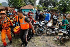'Bóng ma' núi lửa gây sóng thần ở Indonesia