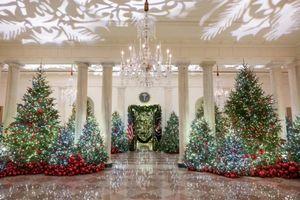 Rực rỡ không khí đón Giáng sinh trên toàn thế giới