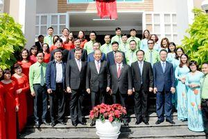 Phó Thủ tướng Thường trực Trương Hòa Bình thăm, chúc mừng Giáng sinh