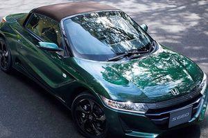 Mui trần cỡ nhỏ Honda S660 đặc biệt giá 476,4 triệu
