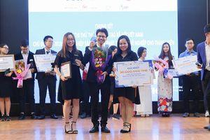Chung kết cuộc thi Thử thách sáng tạo xã hội Việt Nam năm 2018
