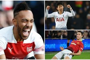 Bất ngờ đội hình tiêu biểu vòng 18 Ngoại hạng Anh: Không Salah, không Rashford