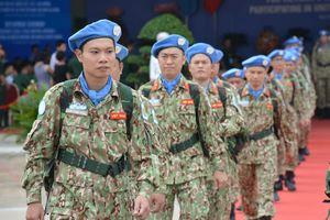 Khẳng định vị thế của Việt Nam thông qua việc tham gia hoạt động gìn giữ hòa bình Liên hợp quốc