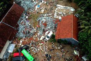 222 người thiệt mạng, giới chức Indonesia thừa nhận 'lúng túng' trong việc cảnh báo sóng thần