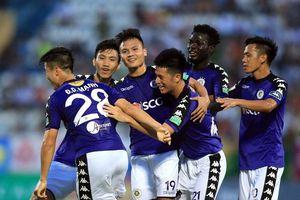 Quang Hải, Đình Trọng, Văn Hậu... bị tước quyền đá AFC Champions League?
