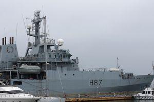 Quan chức Ukraine mời tàu chiến Anh vào biển Azov thử phản ứng của Nga