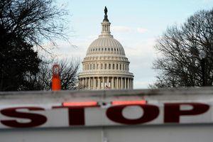 Đóng cửa một phần chính phủ Mỹ kéo dài qua năm 2019