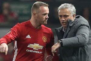 Wayne Rooney tiết lộ nguyên nhân khiến Jose Mourinho bị sa thải