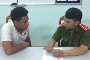 Bốn thanh niên thuê xe ô tô tự lái mang sang Campuchia bán