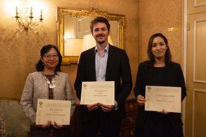 Nữ tiến sĩ người Việt được trao giải thưởng giáo dục Pháp