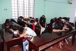 Đồng Nai: Phát hiện 48 thanh niên dương tính với ma túy trong căn nhà cho thuê