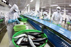 Xuất khẩu thủy sản 'cán đích' 9 tỷ USD