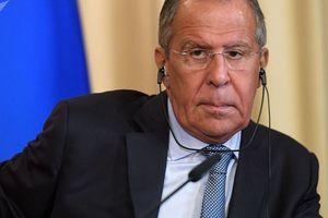 Ngoại trưởng Nga Lavrov: 'Nga sẽ không trở thành công cụ phục vụ lợi ích của Mỹ'