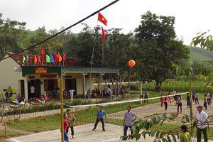 Thẩm định các tiêu chí xây dựng xã nông thôn mới tại Yên Thành