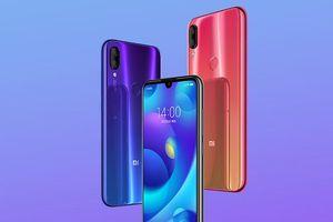 Xiaomi Mi Play ra mắt: màn hình giọt nước, Helio P35, giá 159 USD