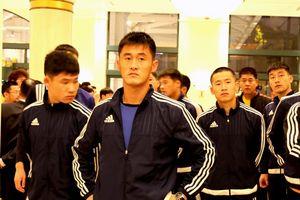 ĐT Triều Tiên có mặt ở Hà Nội, háo hức đọ tài với Việt Nam trong ngày Giáng sinh