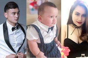 Ngoại hình quyến rũ của single mom có con trai 5 tháng tuổi được mệnh danh là Lâm Tây phiên bản nhí