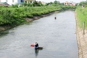 Quảng Trị: Xử lý hơn 500 trường hợp vi phạm phạm vi công trình thủy lợi