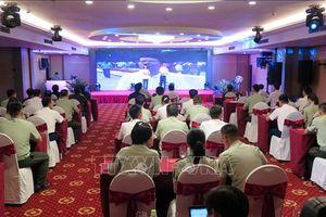 Giao lưu sỹ quan trẻ Cảnh sát biển Việt Nam - Trung Quốc lần thứ 2