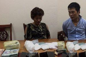 Truy tố 'trùm' ma túy mang 6 tiền án cùng người tình