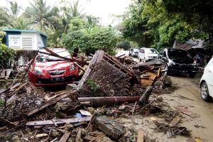 Sóng thần tàn phá Indonesia do lỗi hệ thống cảnh báo