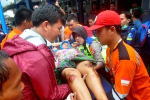 Sóng thần Indonesia: Thương vong tiếp tục tăng, xác nhận có 222 người thiệt mạng