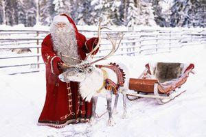 Ông già Noel đến từ Phần Lan?