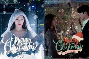 Park Shin Hye hóa thân thành 'Nữ hoàng băng giá Elsa' vô cùng kiêu sa và xinh đẹp nhân dịp Giáng sinh