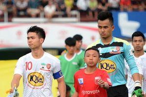 CLB HAGL cho Hải Phòng FC mượn bộ đôi cầu thủ trẻ mùa giải 2019